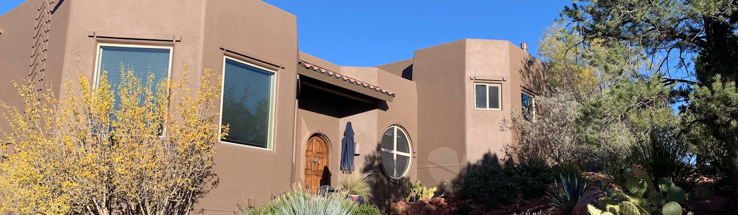 SCPC Sedona house painting